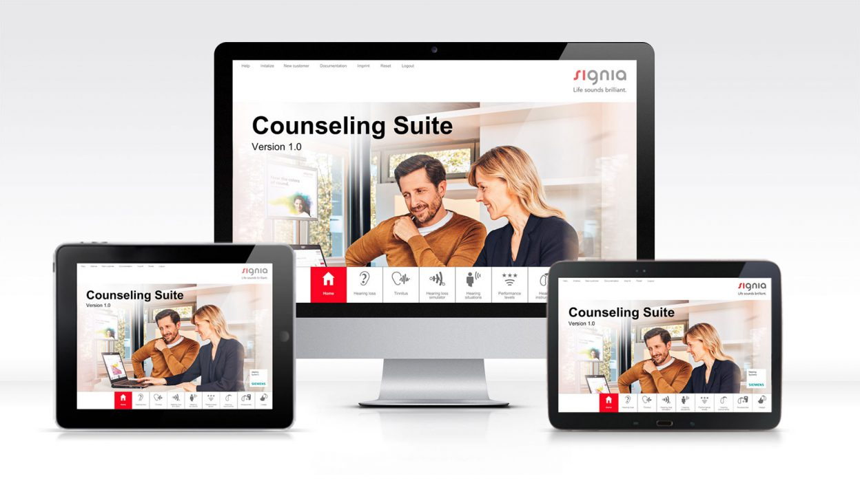 Counseling Suite is a powerful tool that facilitates well-structured, customized consultations.
