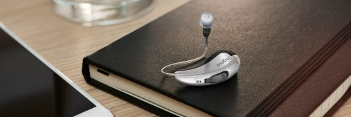 Our Cellion hearing aid provides up to two days* hearing enjoyment with