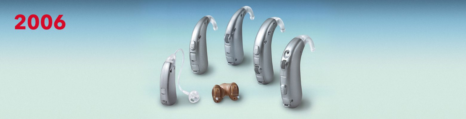 The revolutionary Centra hearing aids were the first anywhere in the world to be able to actively learn additional information regarding their settings.