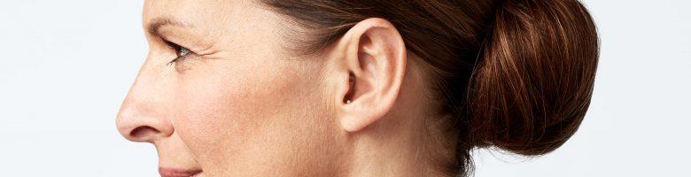 Silk es un audífono intracanal ultra-pequeño. Lo mejor de esto: se adapta