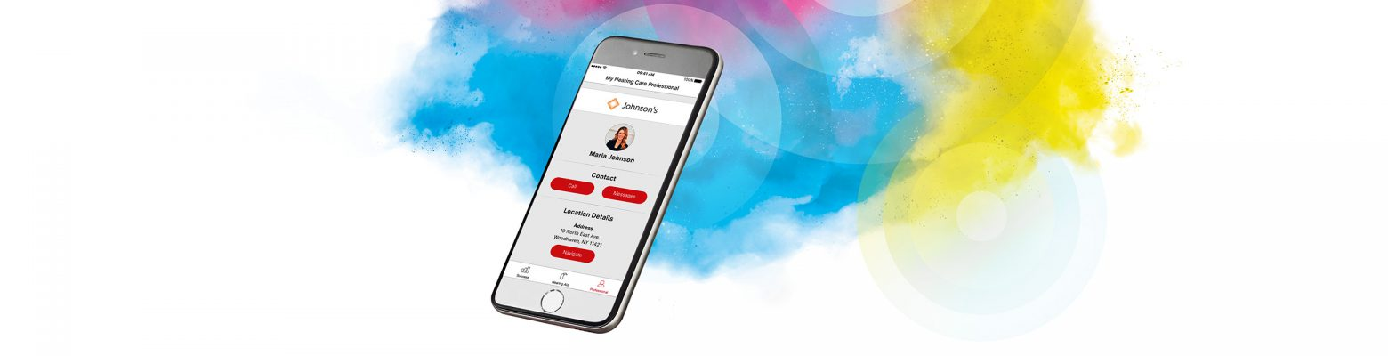 Signia hearing aids presents its revolutionary myHearing app. The app is designed to make it easier than ever to adapt to new hearing aids.