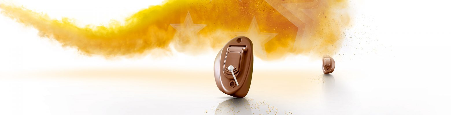 Signia custom hearing aids now feature exchangeable battery doors with optional push button. Find out more ...