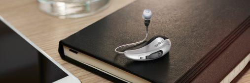 シバントス株式会社は、6月 6日「補聴器の日」に合わせて梅雨時期に適した強力防水・防塵 IP68に対応しているシグニア補聴器の「Cellion(セリオン)」をおすすめします。