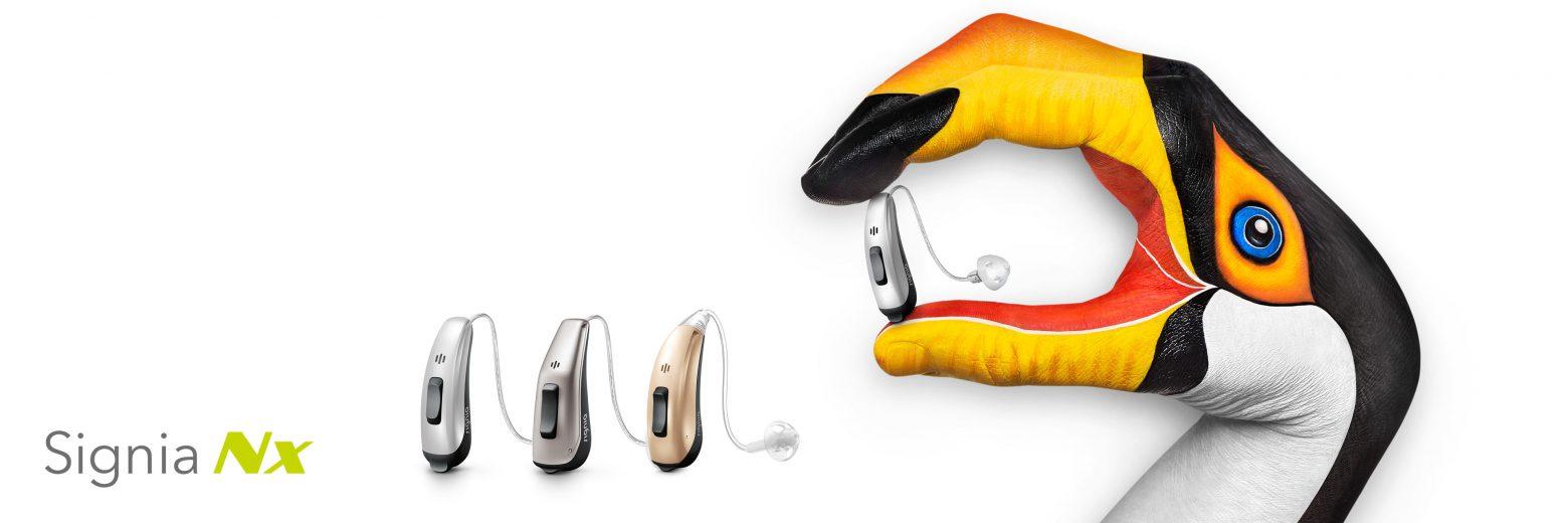I problemi di udito limitano l'esperienza uditiva. Ora potrete migliorare il vostro udito e tornare a sentire il suono della vostra voce, grazie ai nuovi apparecchi acustici Signia con Own Voice Processing (OVP™).