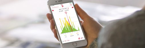 The myControl App puts complete control of your new Signia hearing aids