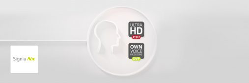 Nossa nova plataforma de aparelhos auditivos Signia NX está revolucionando o mercado