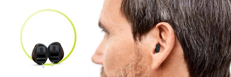 Indywidualnie wykonywane aparaty słuchowe dla wymagających użytkowników. Nowe Insio™ Nx marki Signia