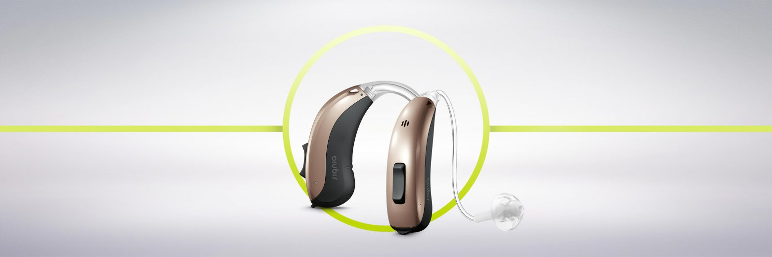 Signia's sleek Motion 13P Nx hearing aid broadens the premier hearing aid platform Signia Nx with Own Voice Processing (OVP) to also cover severe to profound hearing loss.