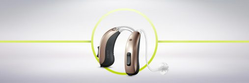 The powerful new Motion 13P Nx hearing aid from Signia provides the