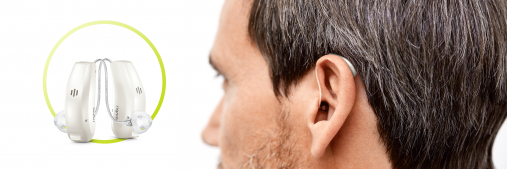 The new ultra-small Pure 10 Nx hearing aid from Signia expertly combines