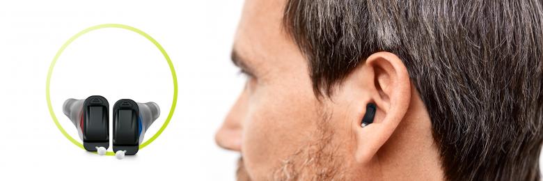 De nyeste Silk-høreapparatene fra Signia gir deg roen i å vite at