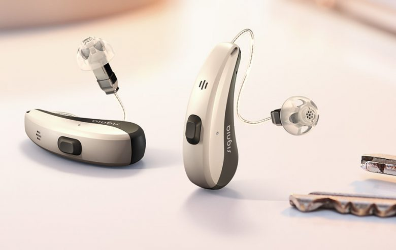 The only rechargeable hearing aids for natural sounding own voice and direct streaming