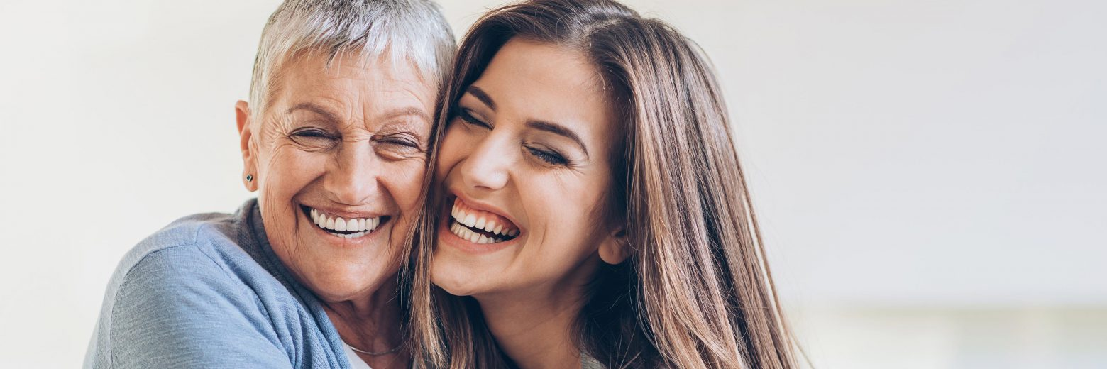 The chance that we need support for some degree of hearing loss increases with age. If your mother is hard of hearing, Signia has some sound advice.