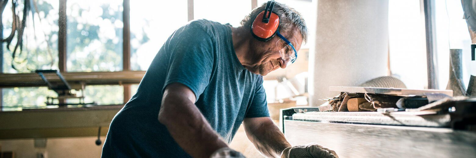 In order to prevent noise-induced hearing loss, it's important to obtain proper ear protection and learn how to use it correctly.