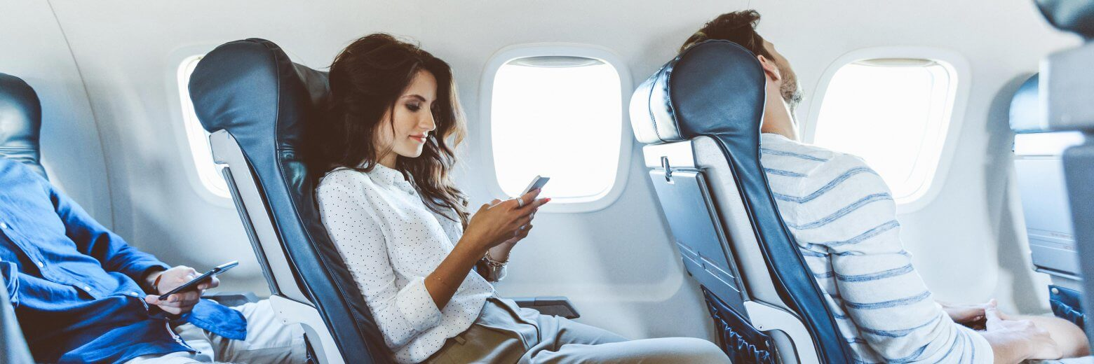 "Have you ever wondered why your ears ""pop"" when on an airplane? Signia explores why this happens, its effects on your ears, and how to minimize discomfort."