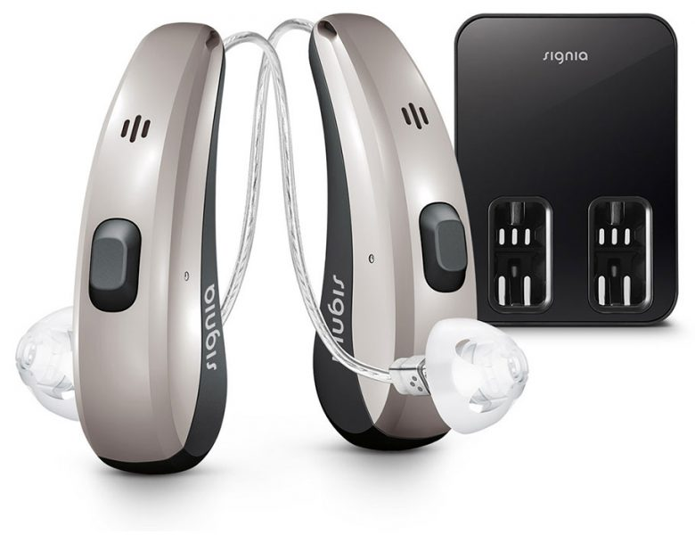 The original Li-ion rechargeable hearing aids for the most natural sounding own voice and full connectivity.