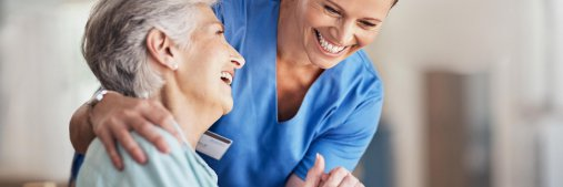 Whether a professional caregiver or someone taking care of an aging family