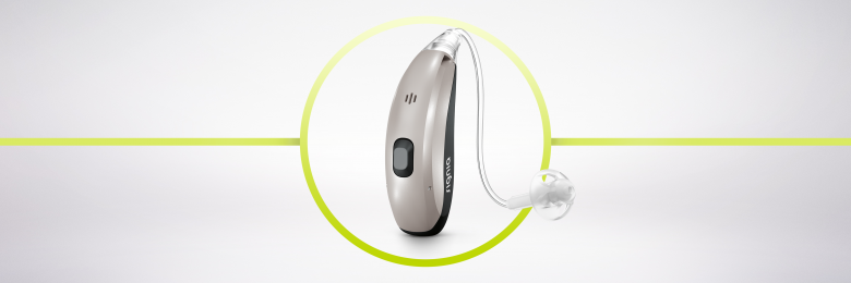 Signia présente le 1er contour puissant, rechargeable et Bluetooth direct du marché