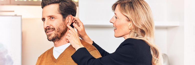 Badania słuchu często wykonuje się dzieciom, żeby sprawdzać ich prawidłowy rozwój. U