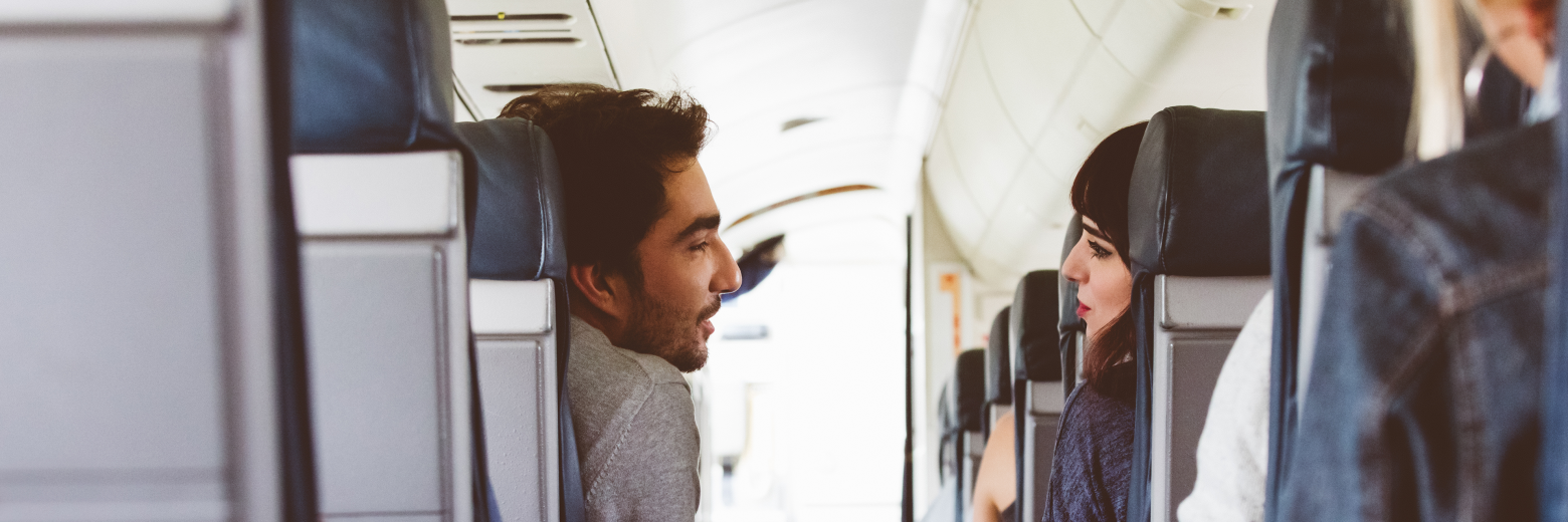 It's important to be prepared before every flight - here are six tips on how to travel with hearing aids, from the security checkpoint to your destination.