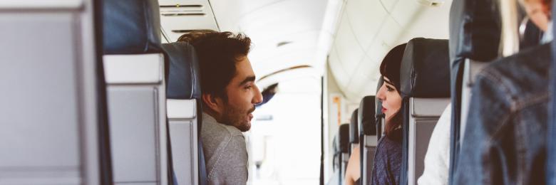Wielu z nas zdarza się latać samolotami, szczególnie jeśli mamy bliskich w