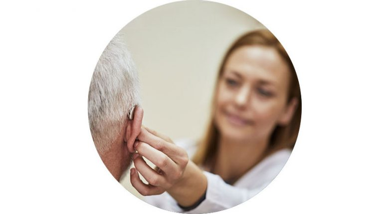 <p>Are you a hearing care professional?</p>