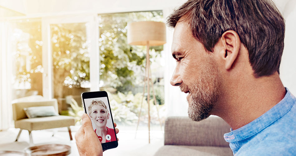 Connect your Signia hearing aids with smartphones and other devices.