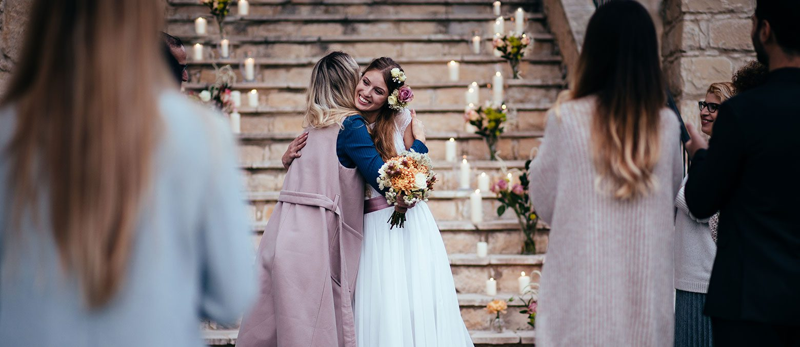 Making your wedding HoH-friendly isn't difficult, it only takes a few steps to make sure that all your guests, even those with hearing loss, will have fun.