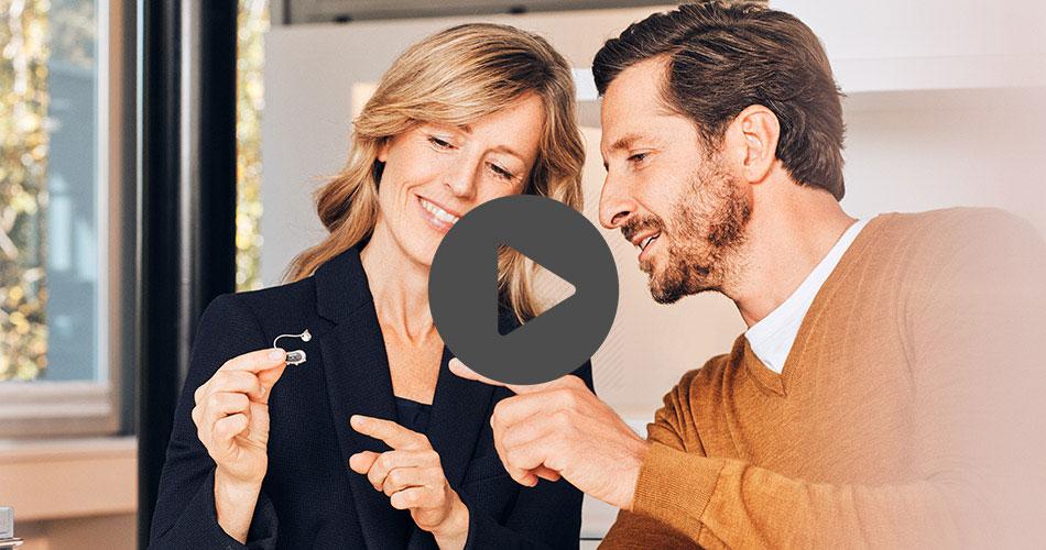 Lær, hvordan du vedligeholder dine høreapparater, og hvordan du håndterer apps og tilbehør.