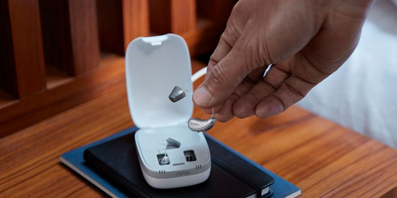 The ultimate rechargeable hearing aids