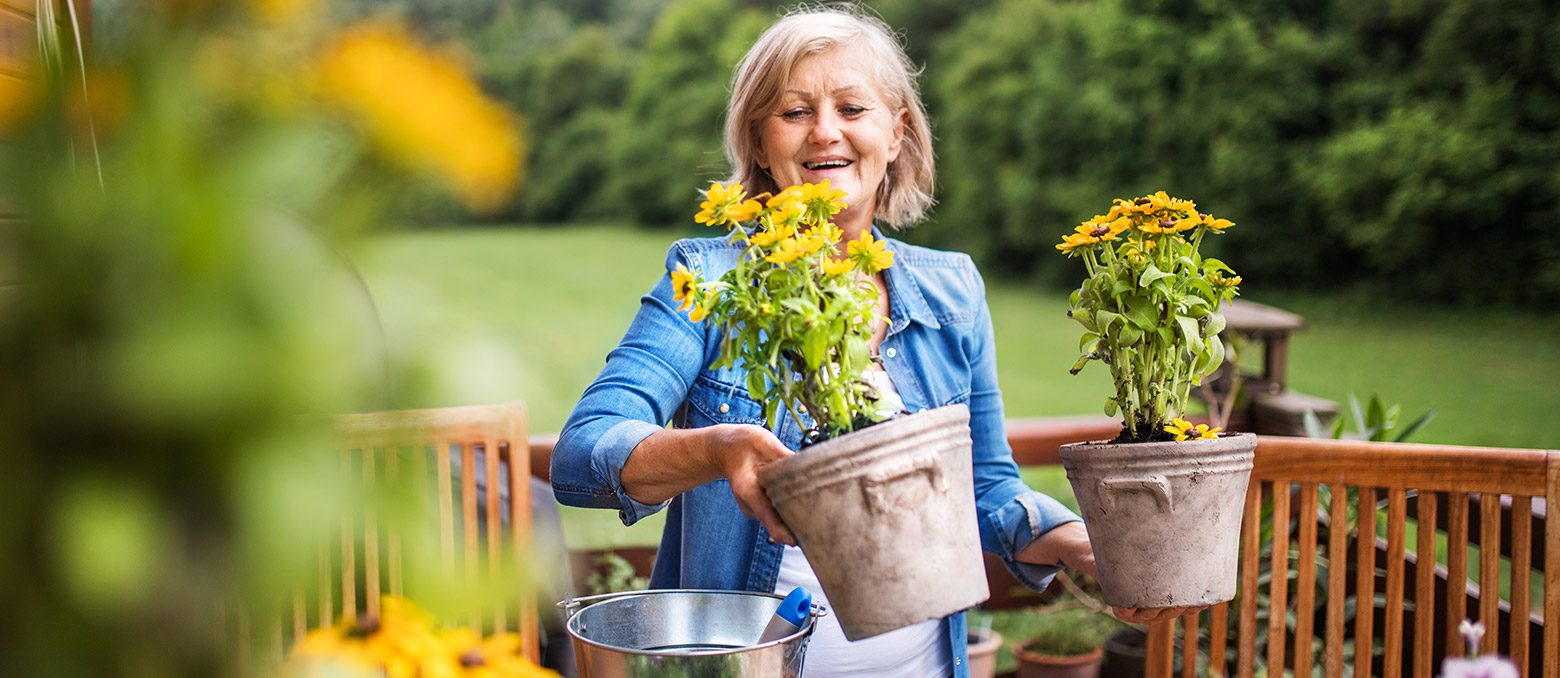 Many people wonder if they should wear their hearing aids while gardening, and how to protect them from the elements. Here's what you should know.