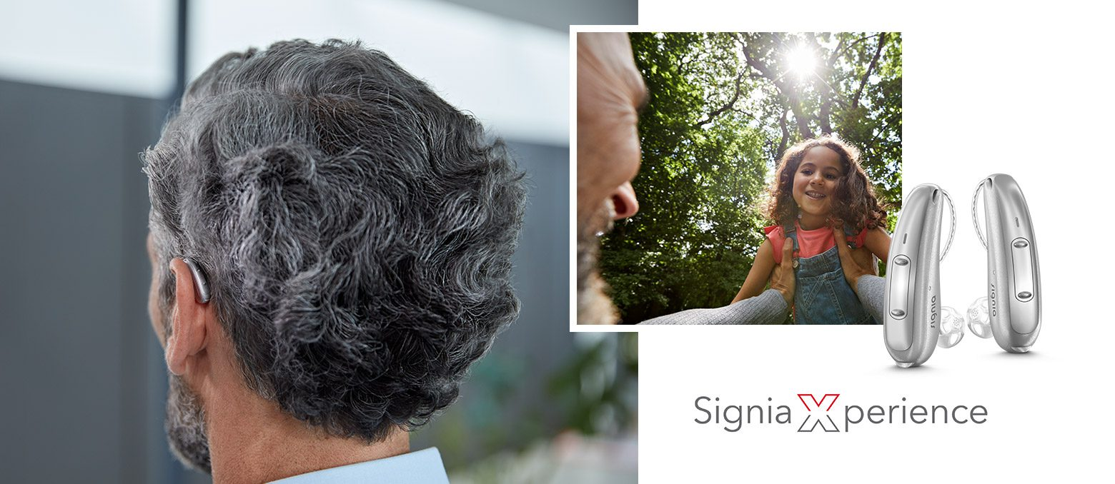 With Signia's YourSound technology, for the first time ever, the wearer's motion is taken into consideration in every situation. Our advanced acoustic sensors and newly integrated motion sensor can detect more variables from the environment than ever before.