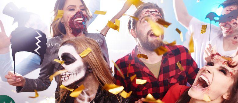 Halloween se acerca rápidamente y las personas con pérdida auditiva podrían preguntarse