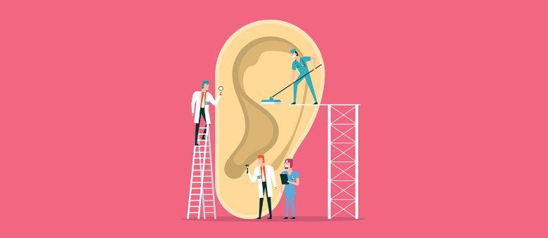 청력 검사는 청력을 개선하고 좀 더 나은 삶을 살기 위한 첫 번째