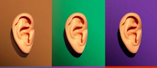 Von Ohrenschmalz bis Hörminderung beim Älterwerden. Wir werfen einen Blick auf fünf