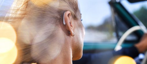 Our iconic new Styletto X is the complete package hearing aid ideal