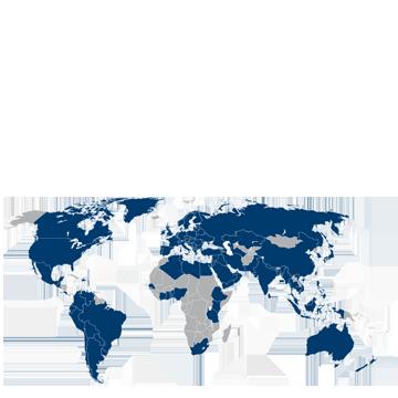 Sivantos is aanwezig in meer dan 120 landen